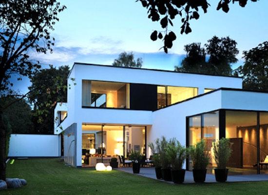 projekt wohnhaus gr ter competitionline. Black Bedroom Furniture Sets. Home Design Ideas
