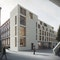 hks | architekten _ Neubau eines Verwaltungs- und Wohngebäudes am Standort der ehemaligen Werkkunstschule