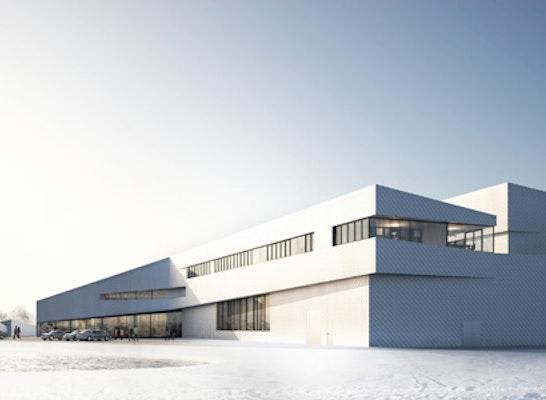 ergebnis neubau laserzentrum nord hamburg bergedorf competitionline. Black Bedroom Furniture Sets. Home Design Ideas