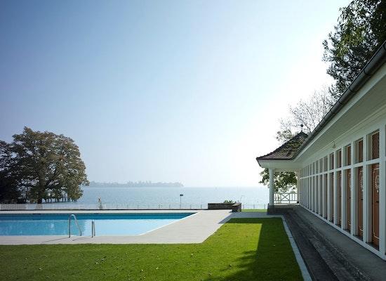 Projekt parkstrandbad lindau bad schachen competitionline - Architekten lindau ...