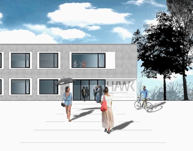 Generalplanung Neubau Forschungsgebäude