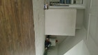 Während des Umbaus -Blick auf Küchenblock-