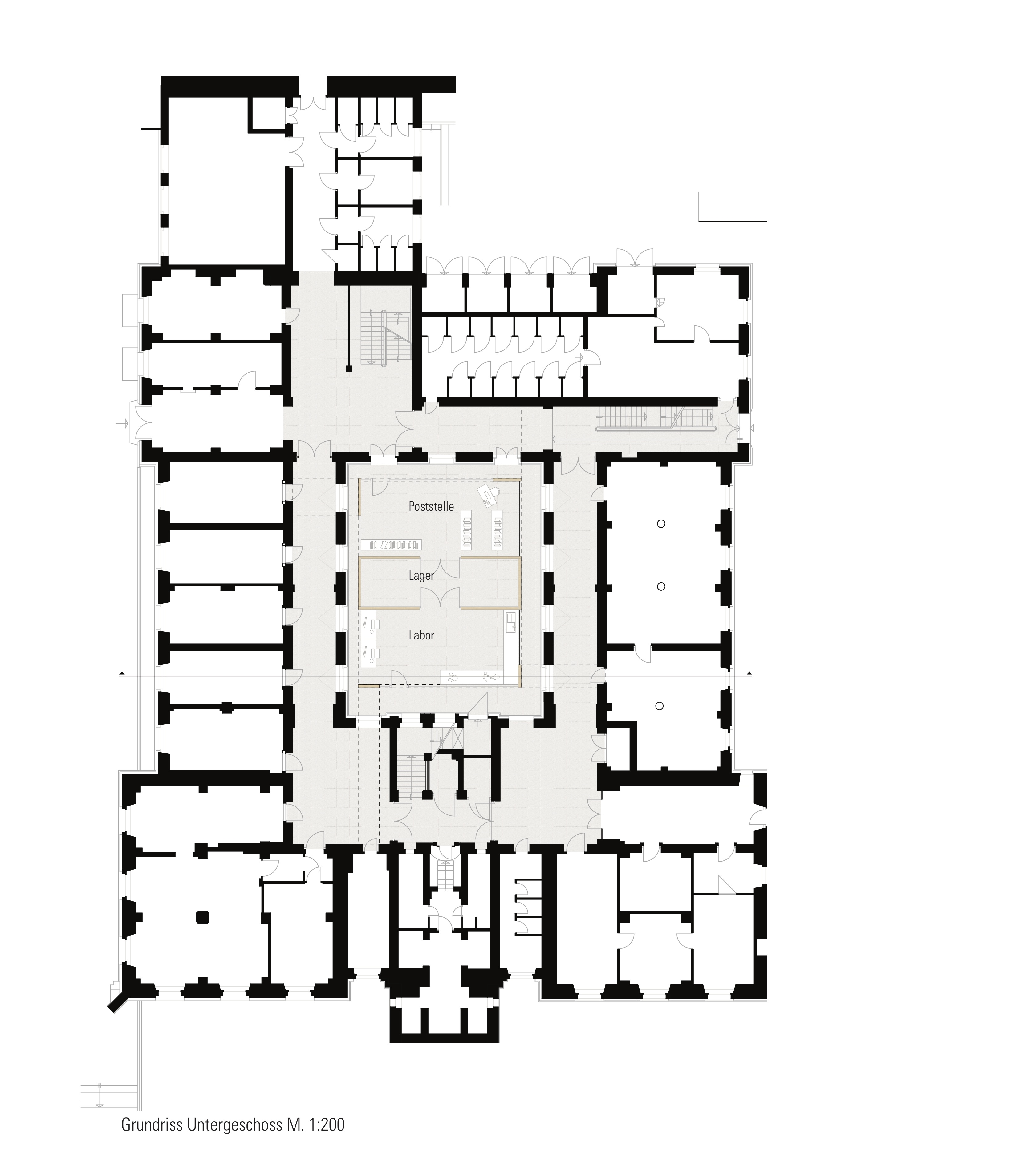 Result: Forum Physik - Umbau des Atriums im Gebäude...competitionline