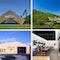 Die vier Preisträger-Projekte des Architekturpreises Wein 2016