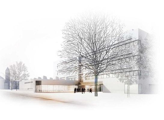 Ergebnis: Universität Freiburg: Neubau des Institut...competitionline