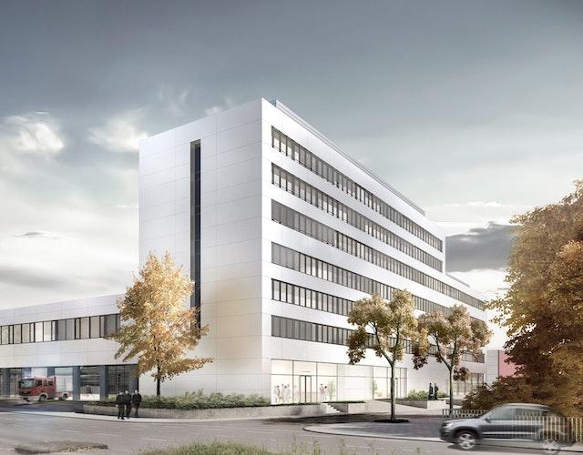 Generalinstandsetzung und Erweiterung der Feuerwehrhauptzentrale, Scheibenstrasse in Köln-Nippes Leistungen der Objektplanung
