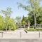 Quartiersplatz Botanischer Garten Neuss