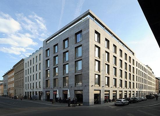Innenarchitekten jobs berlin projekt pergamon palais am for Innenarchitektur jobs hamburg