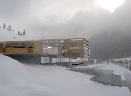 1 preis crown resort hotel competitionline. Black Bedroom Furniture Sets. Home Design Ideas
