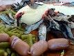 Das Tellergericht ging zunächst aus dem Rennen. Die Jury war nicht überzeugt davon, dass die Bohnen, Sardinen und Würstchen aus Zucker sind.