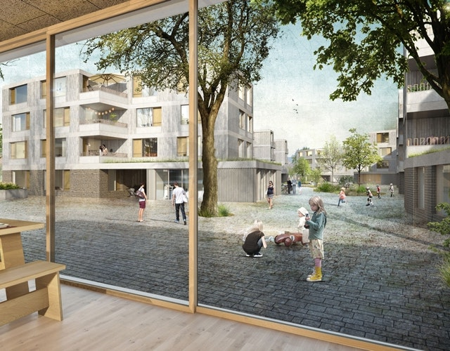 Ergebnisse von ingenieur und architekturwettbewerbe competitionline - Bob gysin partner bgp architekten ...