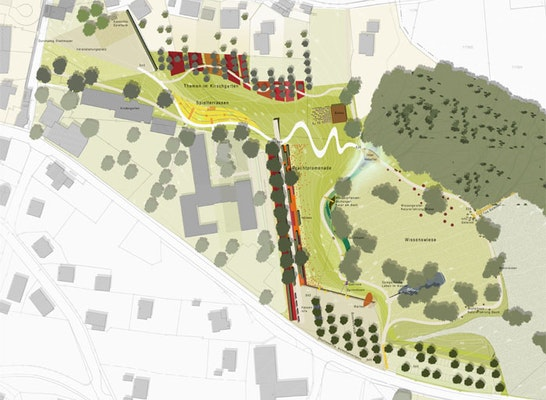 Ergebnis Gartenschau Natur In Waldkirchen 2007