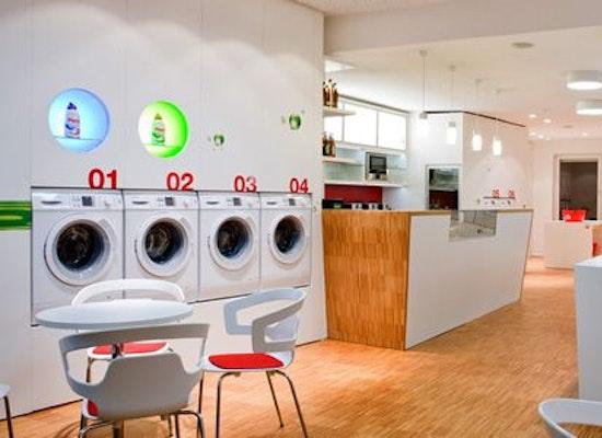 Projekt Wash Amp Coffee Ein Innovatives Waschsalon Ko