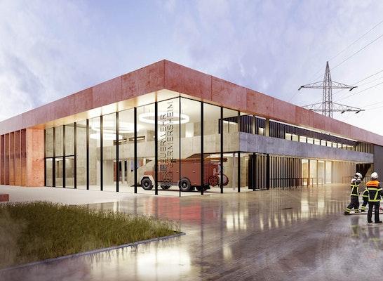 ein 1. Preis Zuschlag: © steimle architekten