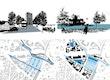 Bezüge herstellen: Hertzallee und Landwehrkanal