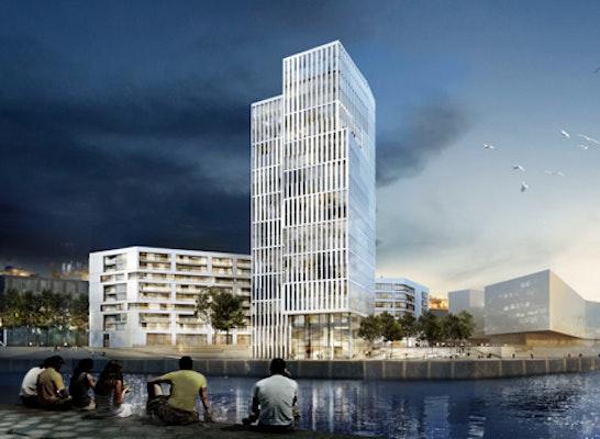 Ergebnis Hafencity Hamburg Neubau Wissensquartier