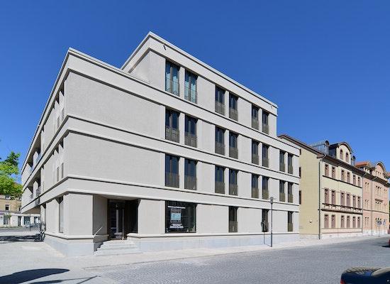 Projekt weimar rathenauplatz competitionline - Architekturburo weimar ...