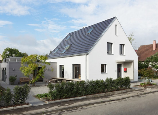 projekt umbau und sanierung eines einfamilienhaus m. Black Bedroom Furniture Sets. Home Design Ideas