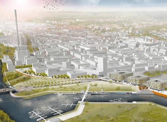 1. Rang: © HDK Dutt & Kist GmbH, architecture + aménagement s.a.