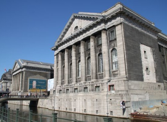 Projekt Quot Pergamonmuseum Berlin Quot Competitionline
